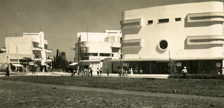 טוב מאוד אתר עיריית רמת גן - עיריית רמת גן - שכונת הבילויים יוצאת לתוכנית אב ZO-79